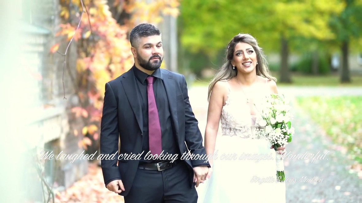 Bröllopsfotograf Joe Miller.mov