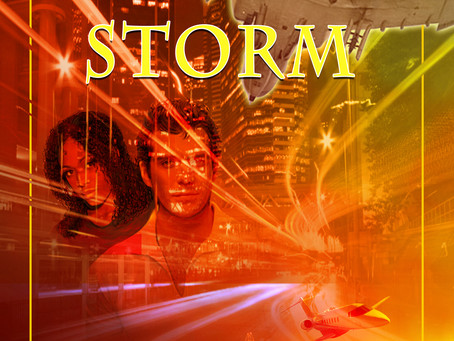 Max Storm - Sacrifices