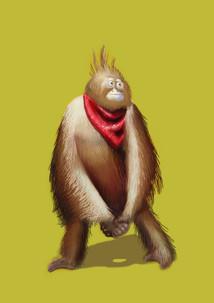 BO The Gorila