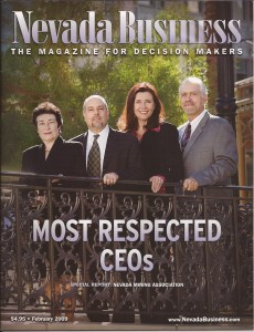 "Kara Kelley ""Most Respected CEO"""