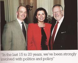 Kara Kelley with Anderson & Godman