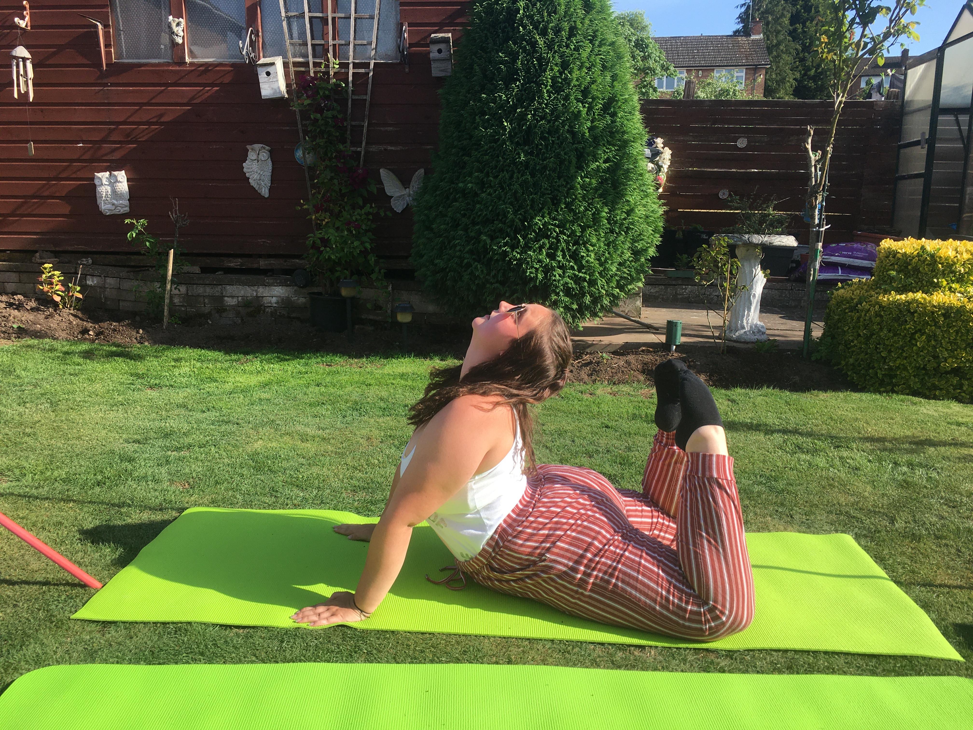 Young Novas Yoga