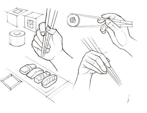 Sushi Hand Studies.jpeg