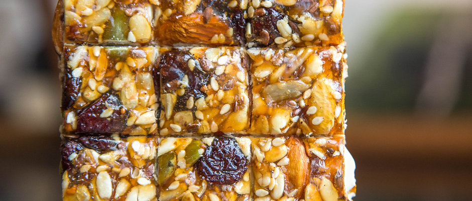 SEED and NUT Chikki 250gms