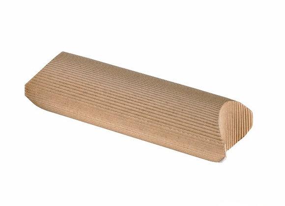 Corrugated hot sandwich - TEAR STRIP 24.0 x 10.0 x 5.8 CM