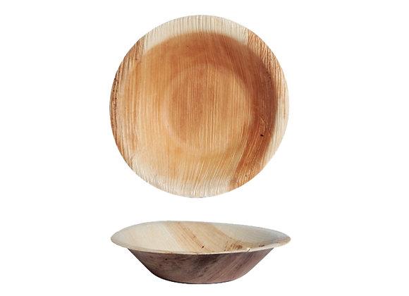 Palm Leaf Mini Bowl ROUND BOL 12CM 200 ml