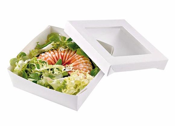 Kray Box with Window Lid 140X140X50MM