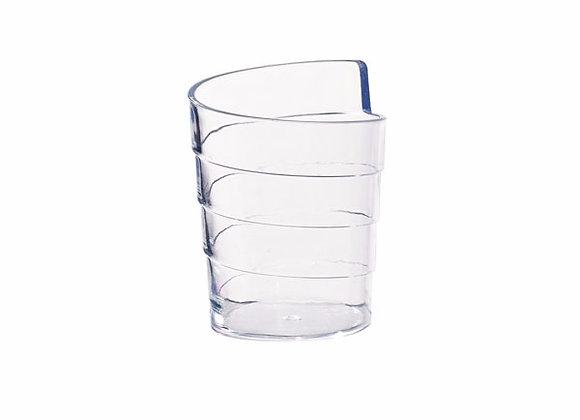CLEAR MINI CUPS DIAM 43MM -