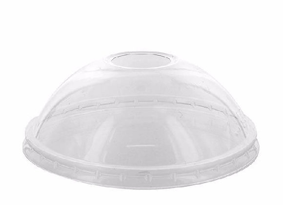 CLEAR DOME LID WITHOUT HOLE DIAM 114MM