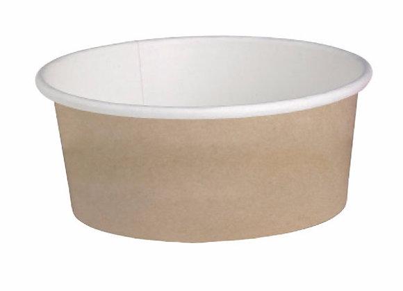 Delipoc Container 600 ml, Diameter 114 mm, 20 oz