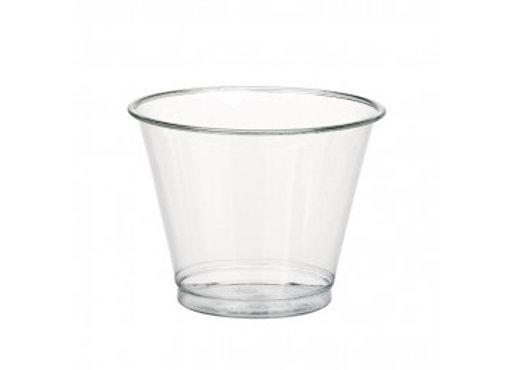 PET CUP DIAM 92,7 MM - 270ML/