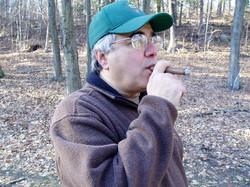 15 Enjoying a Cigar