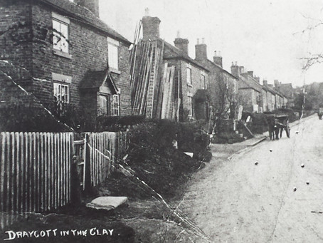 Bygone Draycott-in-the-Clay