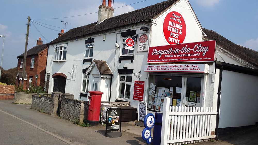 Draycott Post Office and Store new signage.jpg