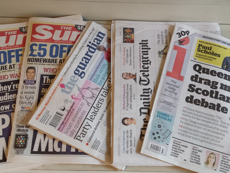Late newspapers