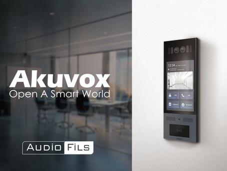 Audiofils devient le distributeur France de la marque Akuvox