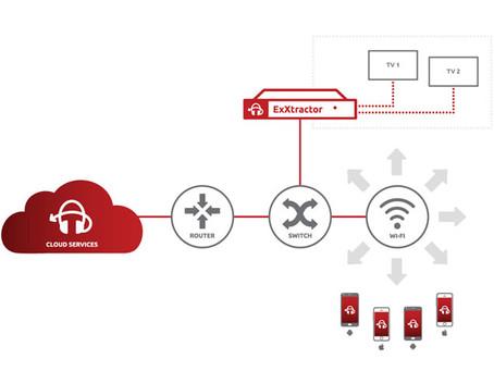 Le système audio Wifi sur smartphone