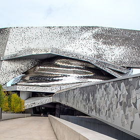 Bâtiment Philharmonique de Paris