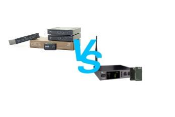 Amplificateurs de boucle Vs système UHF, quelle technologie choisir?