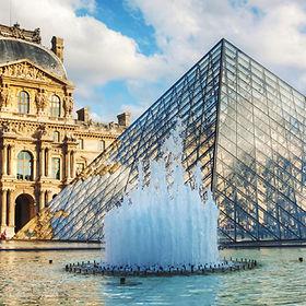 Accueil du Louvre