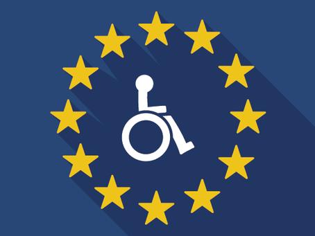 """Adoption de la proposition de directive """"Accessibilité des biens et des services"""""""