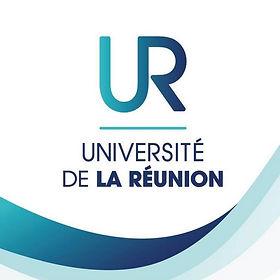 Logo université de l'île de la réunion