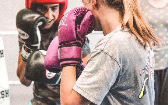 Mon - Teens Boxing Term 2 Pass