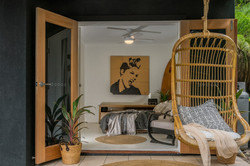 Queen room with private balcony