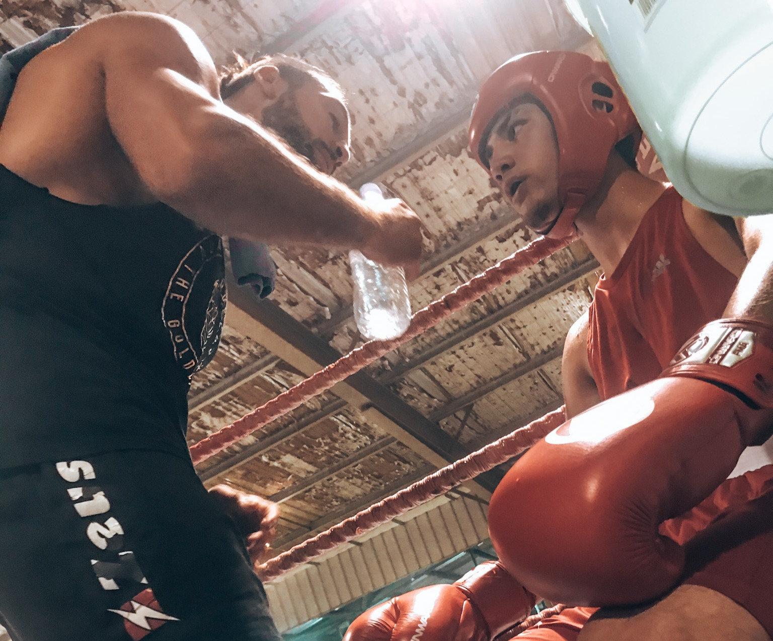 Boxing Workshop
