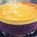 """Ube Custard Cake .......9"""" for $47 or 12"""" for $87"""