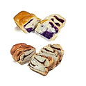Ube or Red Bean Loaf 1 Pack