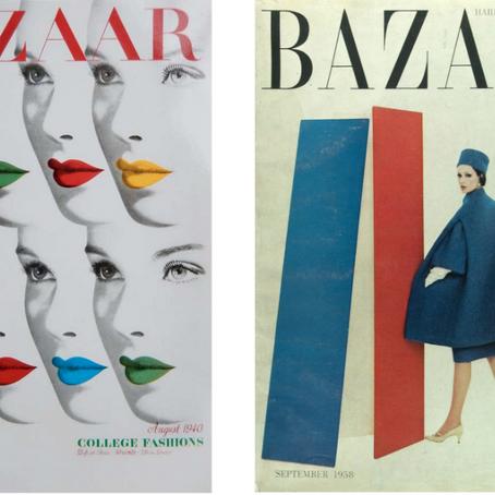 Voyage au cœur du plus ancien magazine de mode: Harper's Bazaar