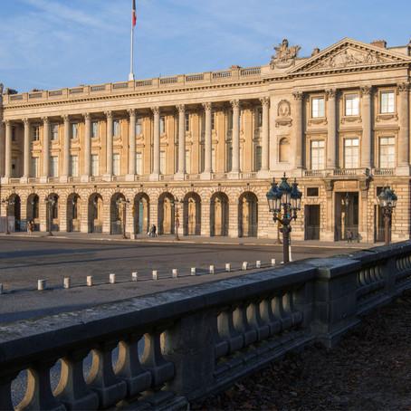 Hôtel de la Marine : la force du style français