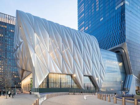 The Shed - New York: centre d'art nouvelle génération