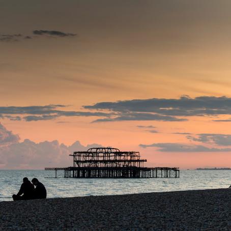 Brighton, love etc.