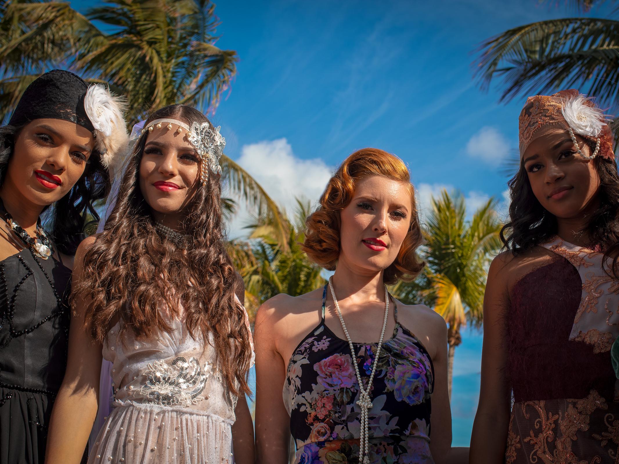 makeupbykemely, bride, fashion show