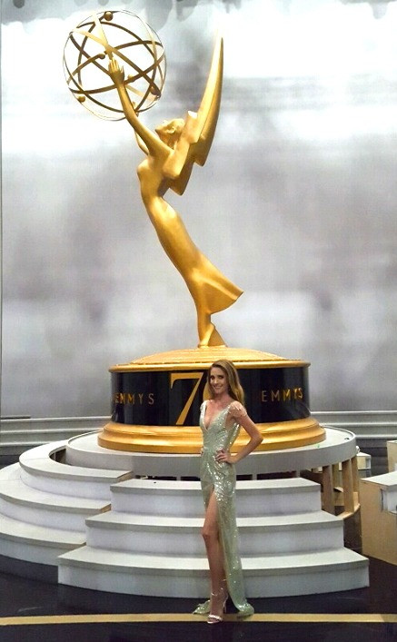 70th Emmy Awards statue
