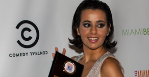Miami Beach WebFest Awards: Journalist, Actress - Irene Diaz