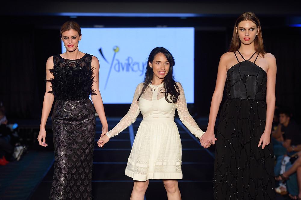 Miami swim week fashion show runway