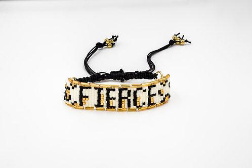 """""""FIERCE"""" Bracelet"""