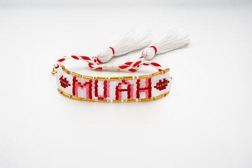 """MUAH"" Bracelet"
