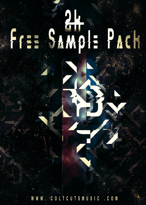 2k FREE Sample Pack (Use Coupon Code: 2k ColtCuts)