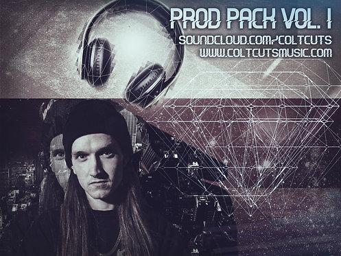 ColtCuts: Prod Pack Vol. 1