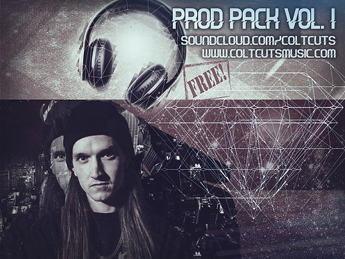 """ColtCuts Prod Pack Vol. 1 FREE [Coupon code """"ColtCuts""""] (Early Access LINK)"""
