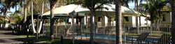 Pool & Cabins