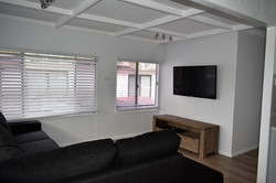 Three bedroom Cabin Lounge/TV