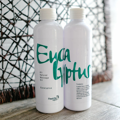 All Massage Oil Eucalyptus