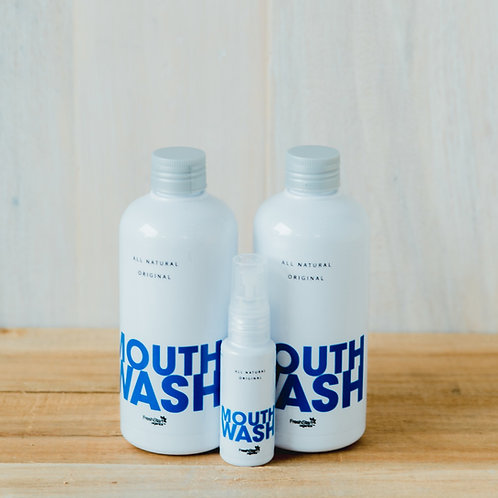 All Natural Mouthwash