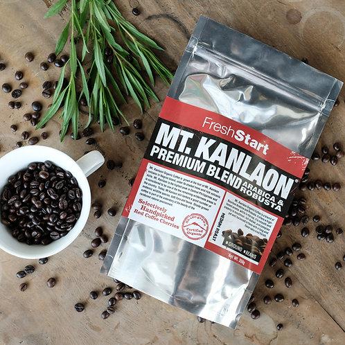 Mt. Kanlaon Premium Blend Organic Coffee