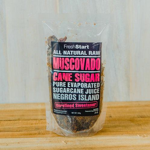 All Natural Muscovado Cane Sugar Pure
